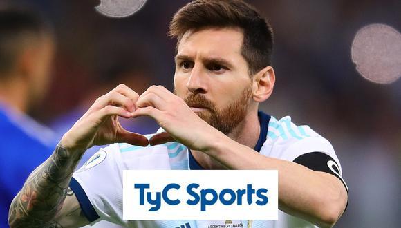 Este jueves, Argentina recibirá a Paraguay en La Bombonera por las Eliminatorias a Qatar 2022 vía TyC Sports EN VIVO