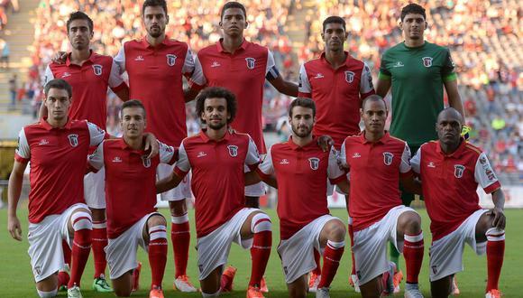 Euroliga: Roban indumentaria del Sporting de Braga en el Estadio del Marsella