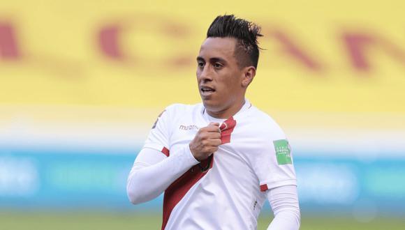 Los hinchas de la selección peruana recordaron el penal que Christian Cueva falló ante Dinamarca en Rusia 2018