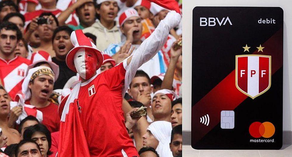 Selección peruana   BBVA lanza la 'Tarjeta del Hincha' para los incondicionales de la Bicolor