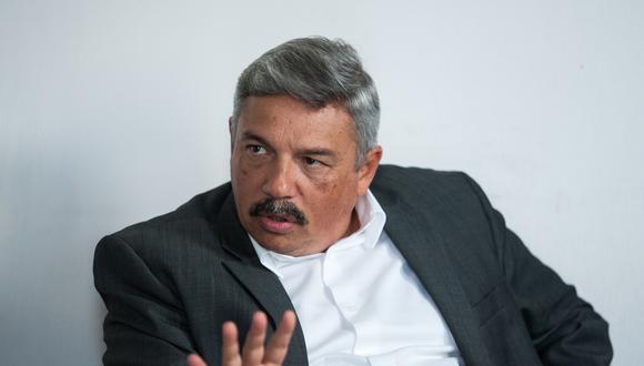 Alberto Beingolea denunció que vienen utilizando un vídeo suyo para buscar votos a favor de Pedro Castillo. (Foto: Anthony Niño de Guzmán / GEC)