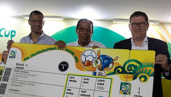 Ya tienen fecha: Entradas para Brasil 2014 se venderán desde agosto