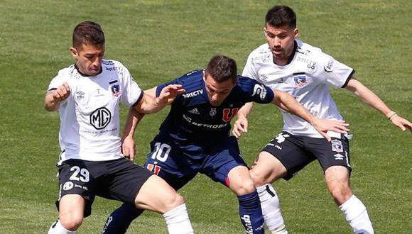 Resumen U De Chile Empato 1 1 Contra Colo Colo En El Superclasico 2020 Goles Del Partido Chile Cl Internacional El Bocon