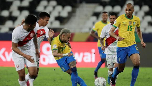 Neymar envió un mensaje antes del Brasil vs. Perú por Eliminatorias. (Foto: EFE)