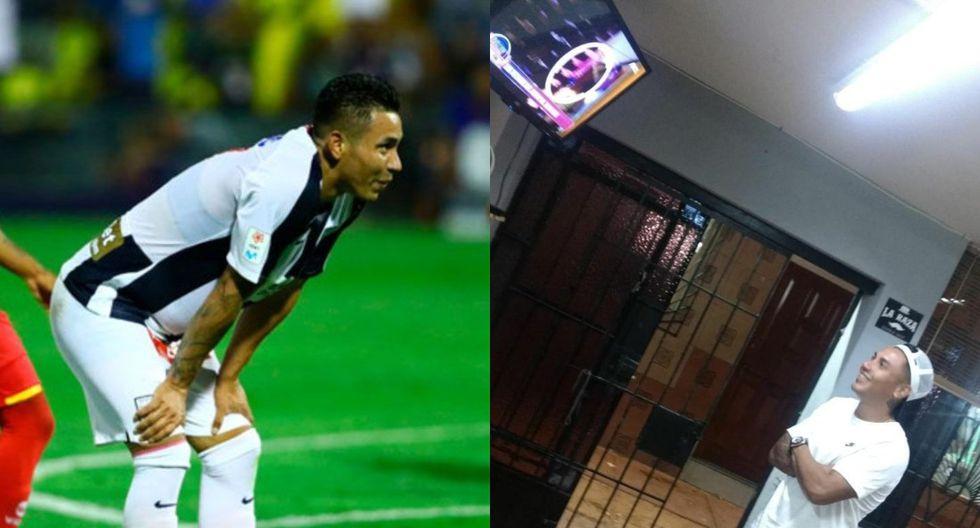 ¿Jean Deza se ríe viendo su ampay en Magaly TV, La Firme? Esta es la foto viral en redes [FOTO]
