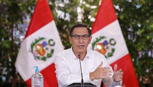 Trends: [RESUMEN] Martín Vizcarra brindó conferencia de prensa en el día  178 d | NOTICIAS EL BOCÓN PERÚ