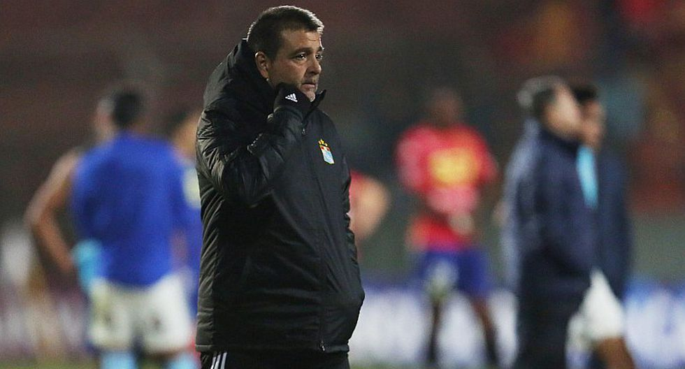 Sporting Cristal: Claudio Vivas hizo pedido especial a hinchas celeste tras caer ante Melgar