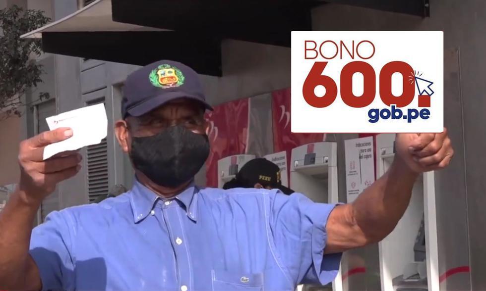 A poco de finalizar el mes de marzo, el bono de 600 soles sigue entregándose a nivel nacional.