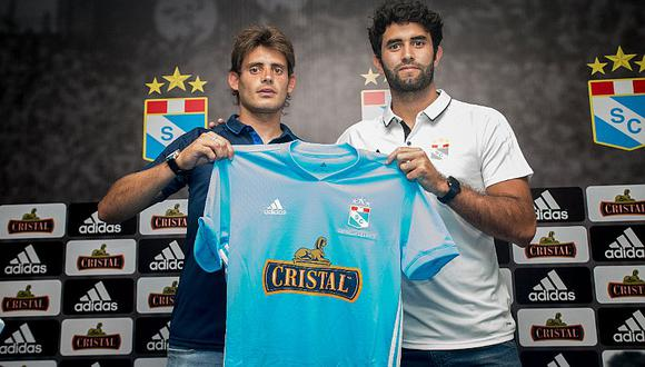 Sporting Cristal: Omar Merlo fue presentado oficialmente como refuerzo