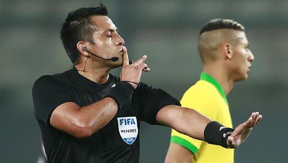 Julio Bascuñán también fue seleccionado para estar en el VAR en el Mundial de Clubes. (Foto: AFP)