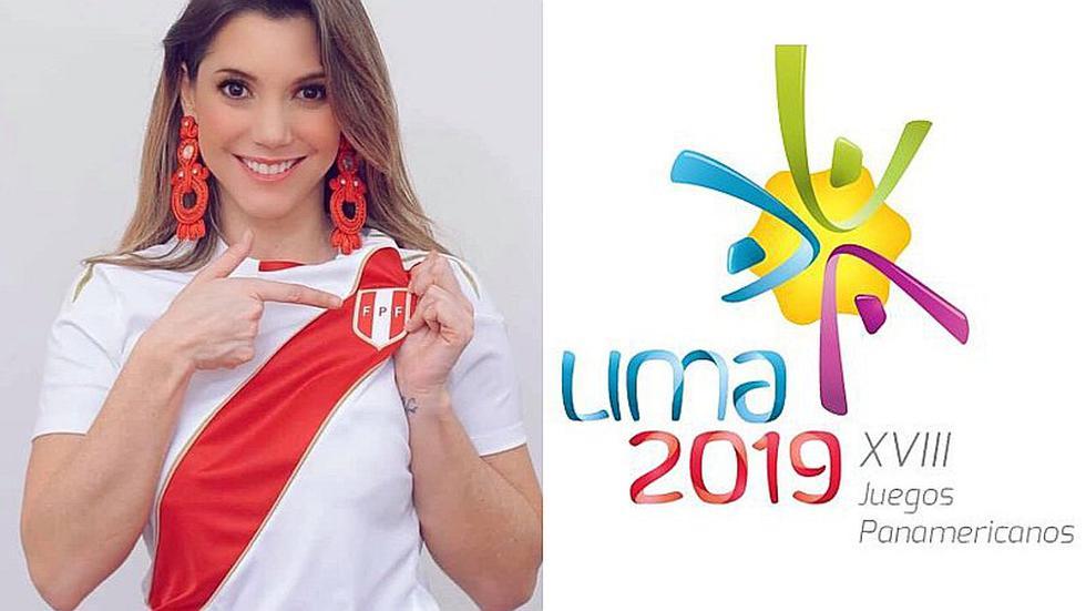 Lima 2019: Alexandra Horler será conductora en señal internacional durante los Panamericanos | FOTOS