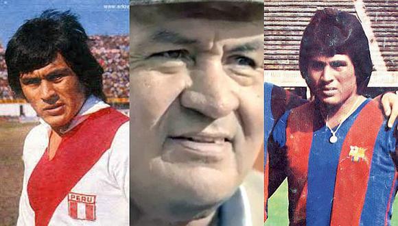 Hugo Sotil cumple 68 años: Lo mejor del popular 'Cholo' [VIDEO]