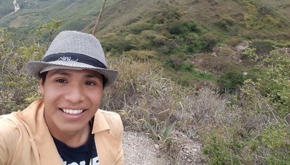 Fran Flores Cieza, el contador herido, será sometido a una operación para extraerles las balas. Su estado de salud es delicado. (FACEBOOK)