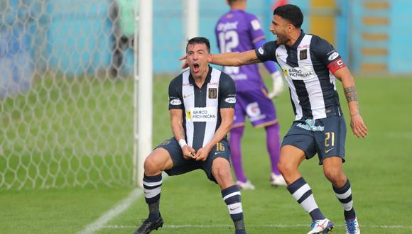 Sigue EN VIVO el partido entre Alianza Lima y César Vallejo por la fecha 9 de la Fase 2 de la Liga 1.   Foto: GEC