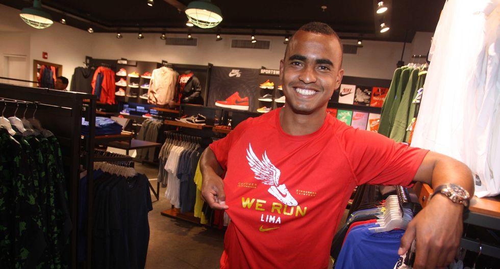 Jugadores de Alianza Lima se apuntan para la Nike 10K