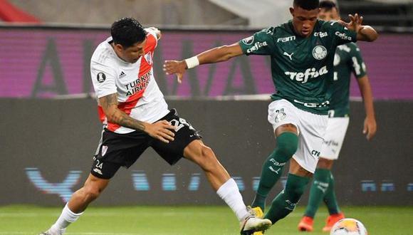 Palmeiras se clasificó a la final de la Copa Libertadores