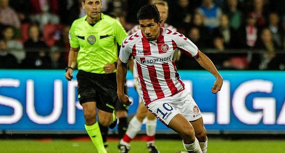 Edison Flores se pronunció sobre su posible fichaje al Sevilla