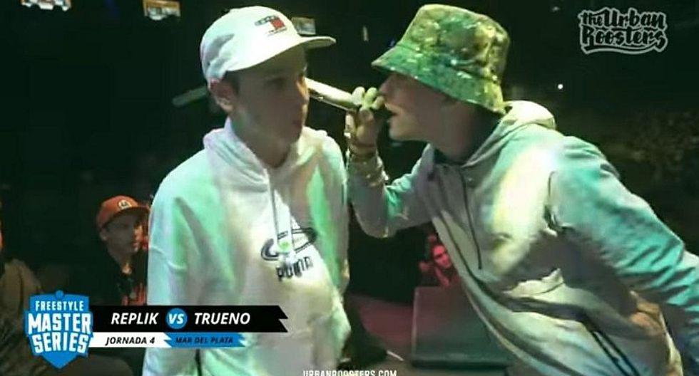 FMS Argentina 2019 | Trueno y Replik en una brutal batalla que es tendencia en Youtube | VIDEO