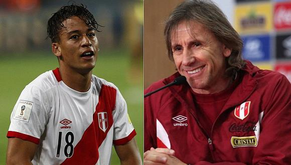 Benavente tuvo genial respuesta tras ser consultado por Ricardo Gareca