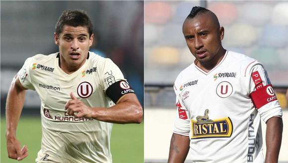 Antonio Gonzales no ve a Aldo Corzo como la mejor elección para capitán de Universitario de Deportes. (Foto: GEC)