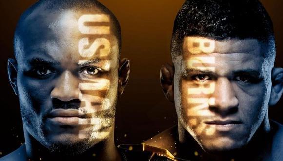 UFC 258: Usman vs. Burns EN VIVO desde el UFC Apex de Las Vegas por el título de peso welter. (Foto: UFC)