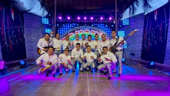 """Armonía 10 le desea """"lo mejor"""" a su animador 'El Gato' Bazán tras dejar el grupo. (Foto: Facebook)"""