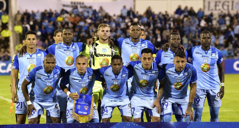 15. Club: Macará | País: Ecuador | Valor: 10.35 millones de euros. (AFP)