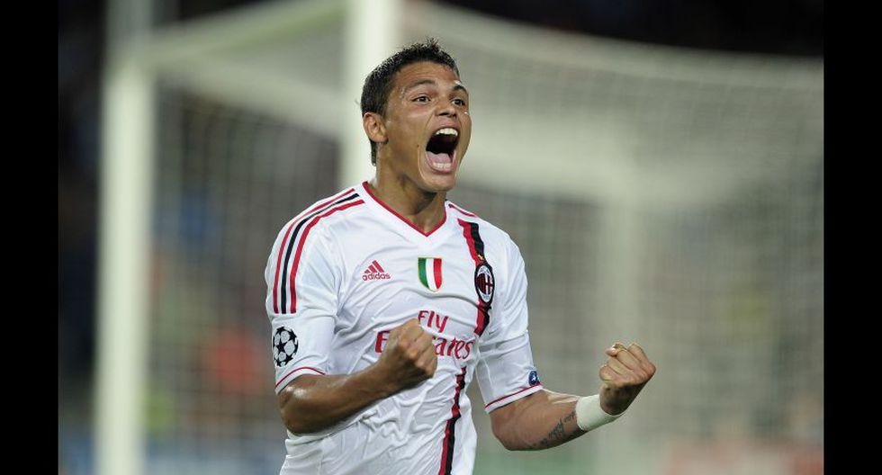 Thiago Silva. (Foto: AFP)