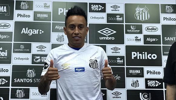 Selección peruana: Christian Cueva contrata personal trainer en Brasil   FOTO