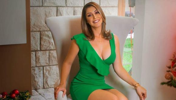 """Karla Tarazona descarta visitar """"Reinas del Show"""":  """"No me presto al show de nadie"""". (Foto: Instagram / @latarazona)."""