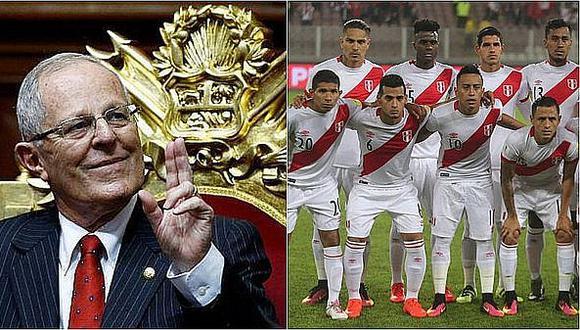 Perú vs. Colombia: PPK decreta medio día laborable