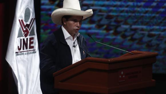 El Presidente Electo confirmó que combatirán el terrorismo. (Foto: Cesar Campos Medina / @photo.gec)