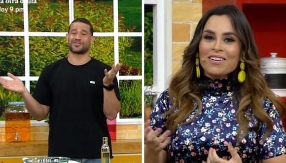 Yaco Eskenazi asegura que Ignacio Baladán y Ethel Pozo tienen muchos gustos en común. (Captura de pantalla / América TV).