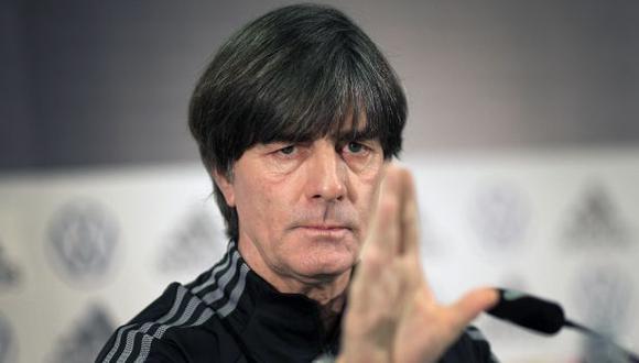 Joachim Löw dejará a la selección alemana después de la Eurocopa de este año. (Foto: AFP)