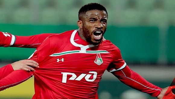 Jefferson Farfán nominado a mejor jugador del mes en Lokomotiv
