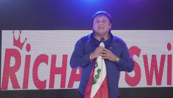 """Richard Cisneros, más conocido como Richard """"Swing"""", ofreció un concierto virtual este sábado por el Día de la Canción Criolla. (Foto: Facebook de Richard Cisneros)"""