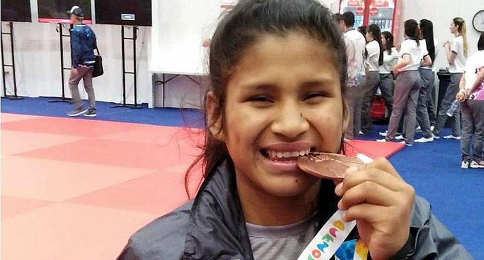 Peruana Noemi Huayhuameza consigue bronce en Juegos Olímpicos de la Juventud