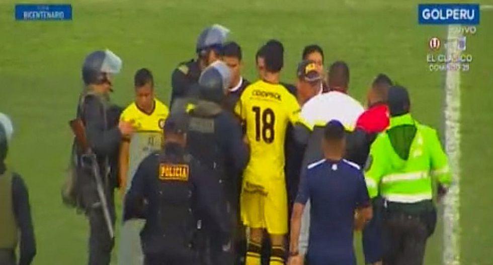 Copa Bicentenario: Jugadores de Coopsol se agarraron a golpes tras perder ante Atlético Grau | VIDEO