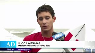 """Lucca Mesinas tras ser eliminado de Tokio 2020: """"Esto no termina"""""""
