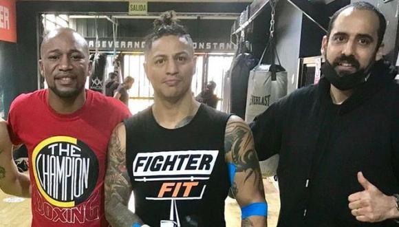 Jonathan Maicelo tuvo su última pelea en diciembre del 2017. (Foto: gymgonzalezboxing)