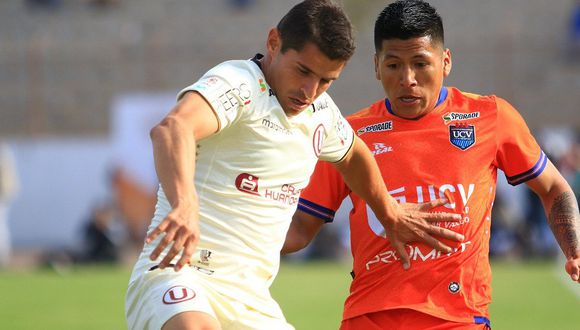 [VER RESUMEN] Universitario igualó contra César Vallejo y se mantiene como líder solitario del Torneo Clausura   VIDEO