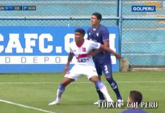 Cienciano vs. Alianza UDH: así fue el polémico penal cobrado contra el equipo cusqueño | VIDEO