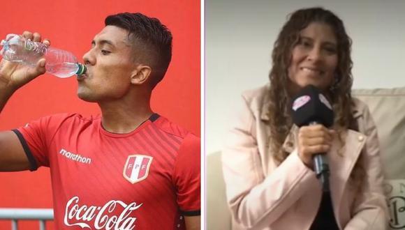 Madre de Raziel García destacó el apoyo que ha recibido su hijo en la Copa América 2021. (Foto: Captura América Tv / @razielgarcia11)