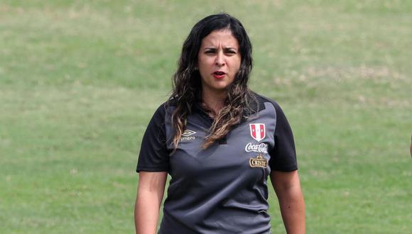 Romina Antoniazzi se refirió sobre las opiniones de los jugadores de la 'bicolor' sobre la actualidad política en el país.