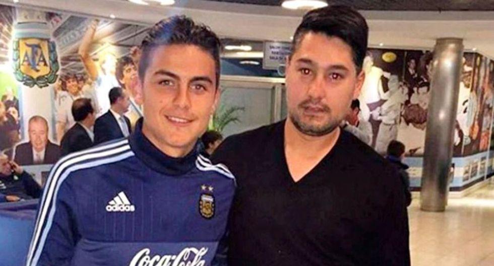 Hermano de Paulo Dybala es acusado de no respetar la cuarentena