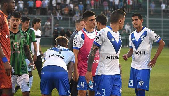 ¿Qué lesión motivó la desconvocatoria de Luis Abram en la selección?