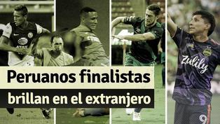 Peruanos finalistas: Ruidíaz y Ormeño se medirán en la final de Leagues Cup