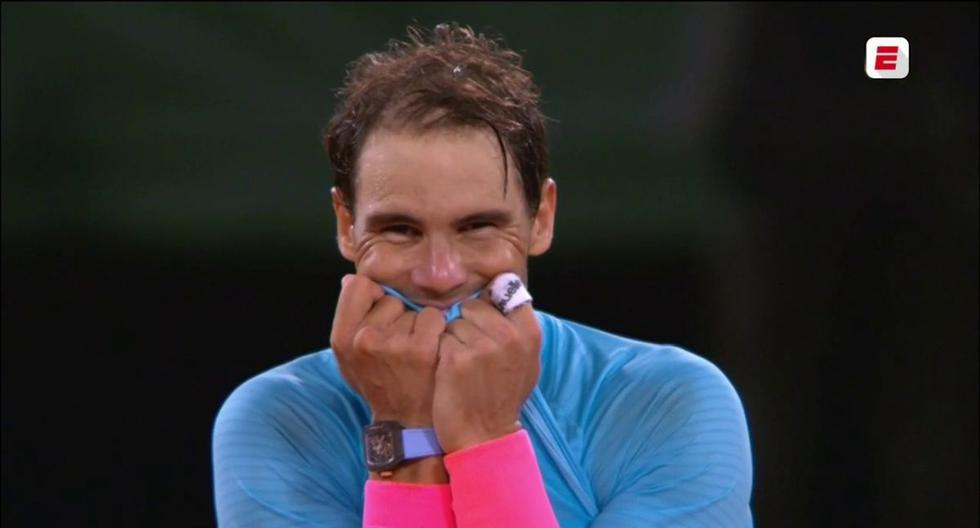 Rafael Nadal venció a Novak Djokovic en la final de Roland Garros y consiguió su decimotercer Grand Slam | VIDEO