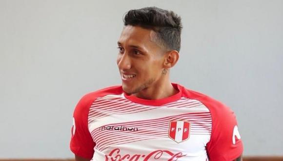 Selección peruana: Christofer Gonzales y su deseo de jugar en amistosos FIFA