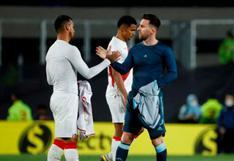 """Miguel Trauco y su felicidad por tener la camiseta de Messi: """"Es lo máximo, es un orgullo tenerla"""""""